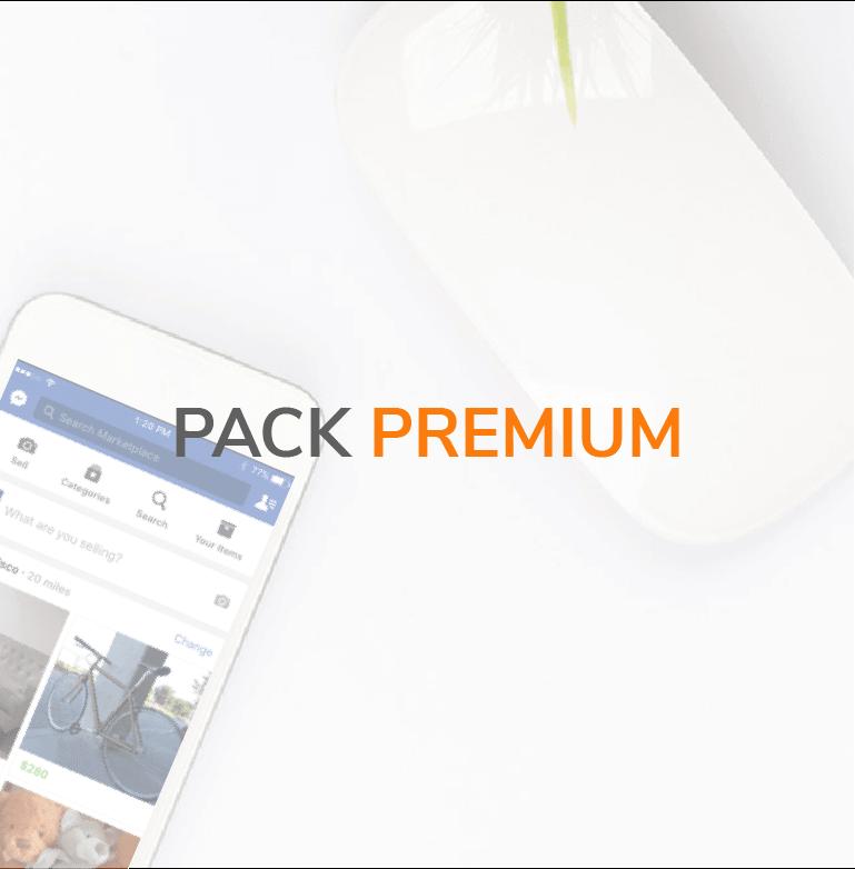 Pack redes Premium