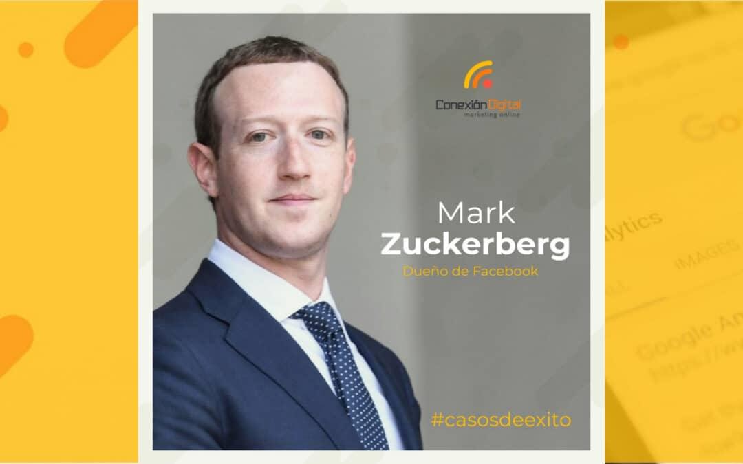 ¿Quién es  Mark Zuckerberg? 💻Dueño de Facebook