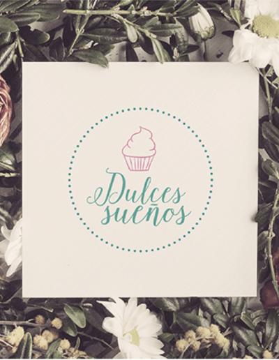 logotipo Dulces Sueños