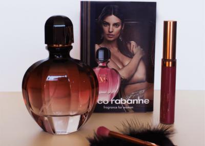 fotografía de productos - perfumes de mujer 2