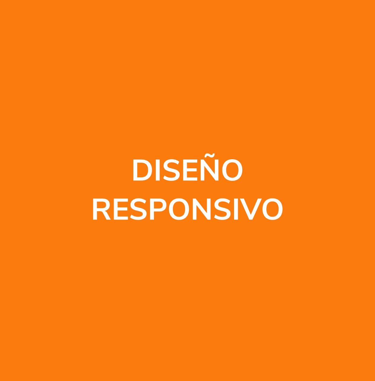 Diseño Responsive - qué incluye web