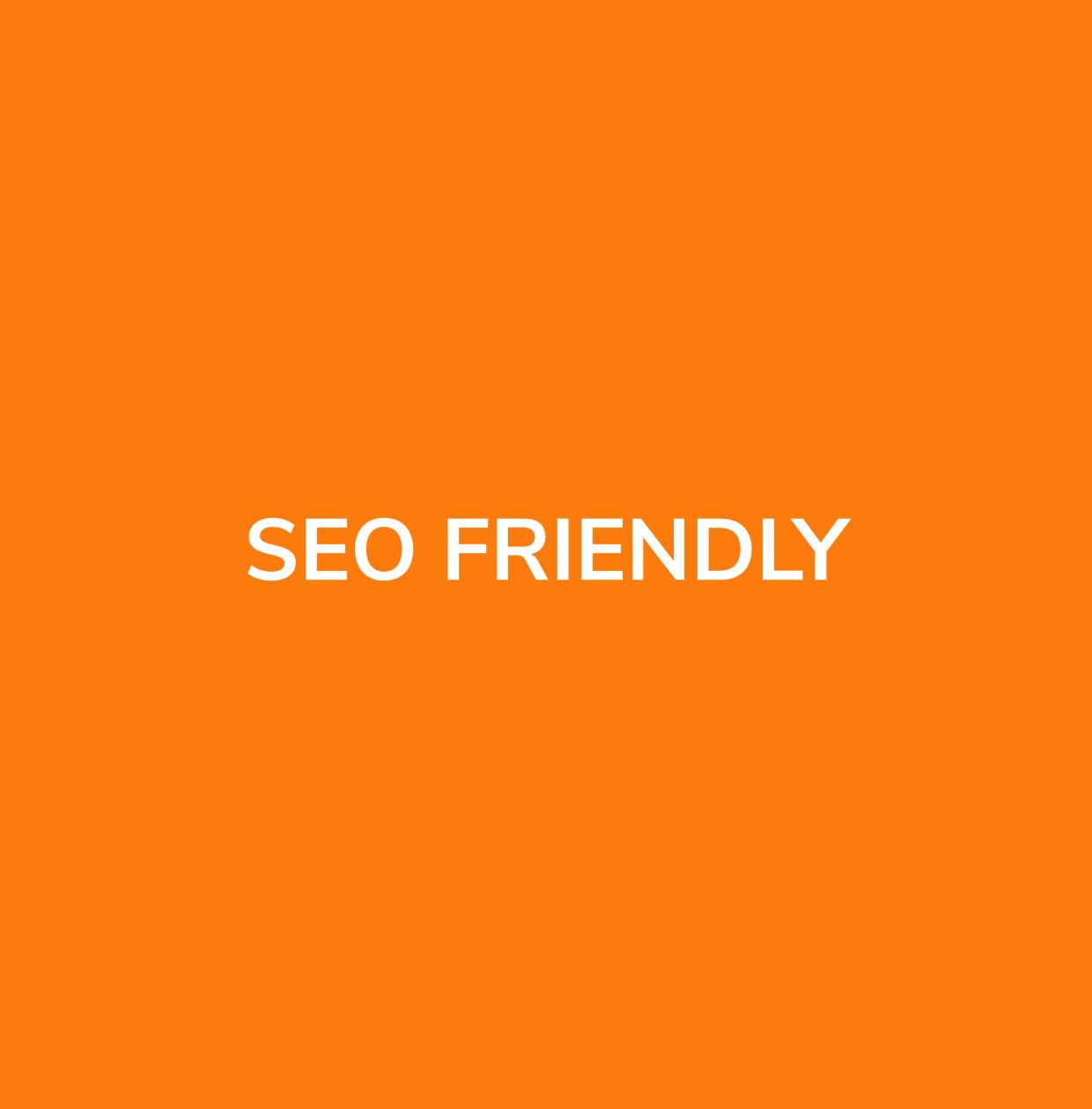 SEO - qué incluye web