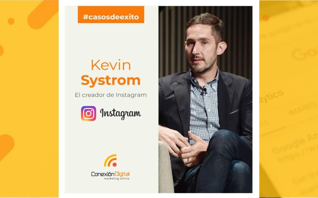 Un espíritu inquieto y emprendedor, Kevin Systrom, el cocreador de Instagram