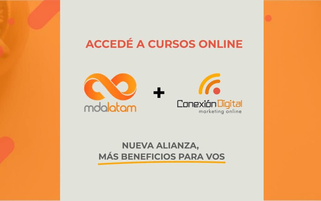 Cursos Online Marketing Digital  – Afiliados MDA LATAM